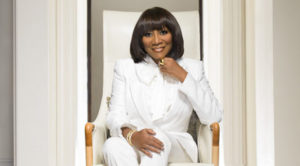 Patti LaBelle performs at Strathmore on Friday. (Photo: Strathmore)