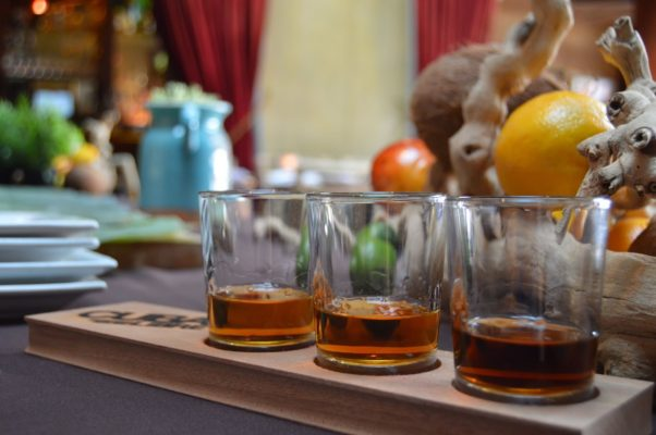 Cuba Libre is offering two special rum flights all month long and half-price rum shot on National Rum Day. (Photo: Cuba Libre)