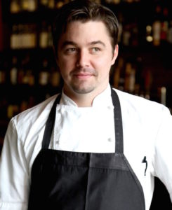 Executive chef Russell Jones will leave Jack Rose Dining Saloon in mid-August to open his own restaurant in South Carolina. (Photo: Jack Rose Dining Saloon)