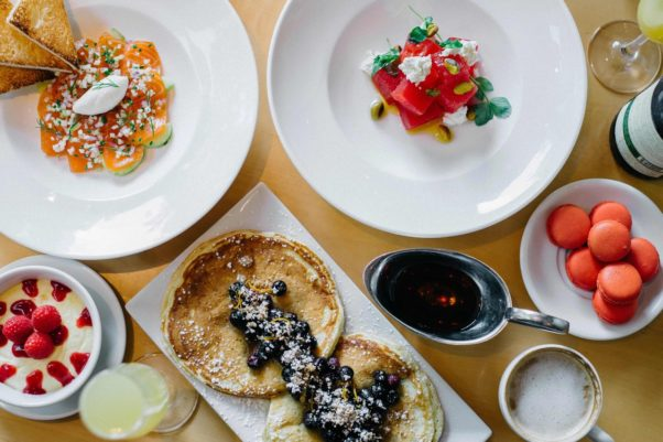 Central Michele Richard has a new three-course prix fixe Sunday brunch. (Photo: Joy Asico)
