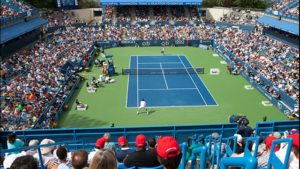 The Citi Open winds up this weekend at the Rock Creek Tennis Center. (Photo: Citi Open)