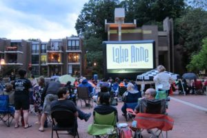 """The Lake Anne Summer Film Festival features """"Ferris Bueller's Day Off."""" (Photo: Lake Anne Plaza)"""