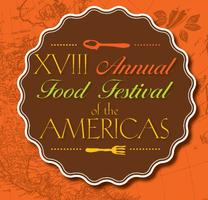 The Food Festival of the Americas will be Sunday. (Image: Organization of Women of the Americas)