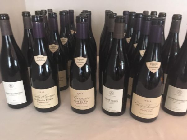 Marcel's is offering half-price bottles of wine during Sunday brunch through the end of August. (Photo: Marcel's/Facebook)