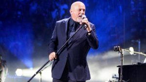 Billy Joel, who last played at Nationals Park in 2014, returns on Saturday. (Photo: MLB)