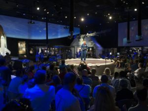 Meet astronaut Pat Forrester at the Smithsonian Air and Space Museum's Milestones in Aviation and Space Family Day on Saturday. (Photo: Smithsonian Air and Space Museum)