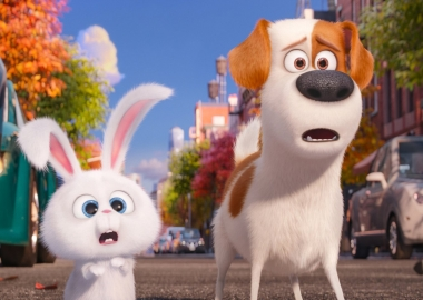The Secret Life of Pets held onto the top spot at the box office last weekend with $50.83 million, edging out the anticipated all-female Ghostbusters remake. (Photo: Universal Pictures)