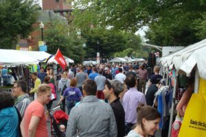 Shop and be entertained at the 17th Street Festival on Saturday. (Photo: 17th Street Festival)