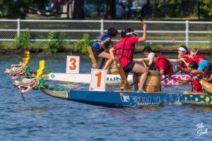 The Capital Dragon Boat Regatta returns to the Southwest Waterfront on Saturday. (Photo: John Soule)