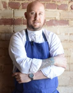 Chef Nick Sharpe has left Birch & Barley and ChurchKey after only five months. (Photo: Neighborhood Restaurant Group)