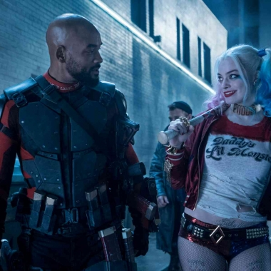 Warner Bros. Pictures' Suicide Squad held onto the top spot for a second straight weekend with $43.53 million. (Photo: Warner Bros. Pictures)