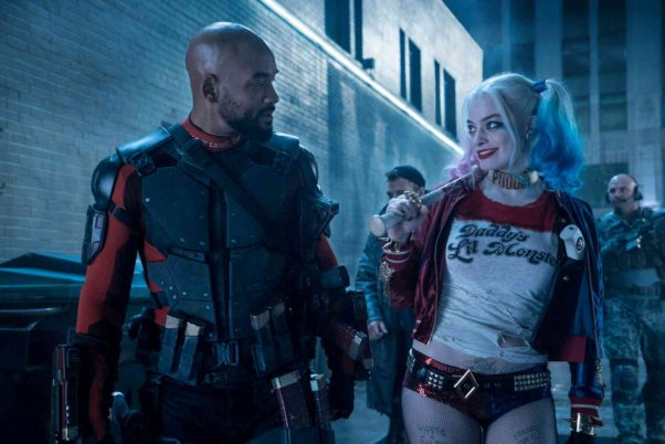 Warner Bros. Pictures' <em>Suicide Squad</em> held onto the top spot for a second straight weekend with $43.53 million. (Photo: Warner Bros. Pictures)