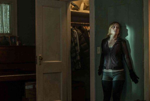 """""""Don't Breathe"""" was a breath of fresh air at the box office, taking first place with a solid $26.41 million debut. (Photo: Sony Pictures),"""