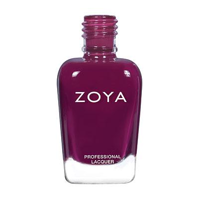 Zoya's Tara is plumb colored. (Photo: Zoya)