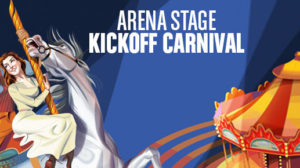Arena Stage kicks off its 2016-2017 season with a free carnival. (Graphic: Arena Stage)