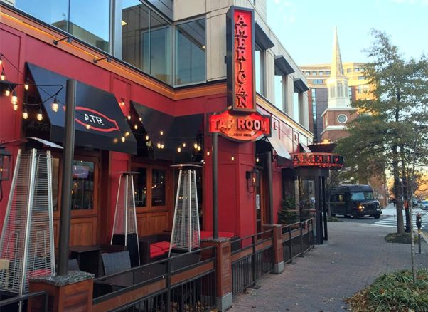 American Tap Room closed it Clarendon location suddenly last Sunday. (Photo: American Tap Room)
