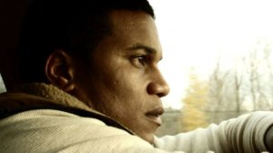 "A man (Cory Hardrict) faces two possible futures in ""Destined,"" which screens on Friday. (Photo: AIDFF)"