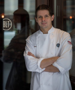Chef Mark Hennessy is moving from BLT Steak to the new BLT Prime in the Trump International Hotel. (Photo: BLT Steak)