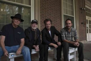 Farm Aid featuring Neil Young (l to r), Willie Nelson, John Mellencamp and Dave Matthews returns to Jiffy Lube Live on Saturday. (Photo by Paul Natkin/Wire Image)Farm Aid featuring Neil Young (l to r), Willie Nelson, John Mellencamp and Dave Matthews returns to Jiffy Lube Live on Saturday. (Photo by Paul Natkin/Wire Image)