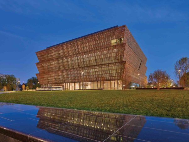 The new National Museum of African American History and Culture opens Saturday. (Photo: Alan Karchmer/Smithsonian Institution)The new National Museum of African American History and Culture opens Saturday. (Photo: Alan Karchmer/Smithsonian Institution)