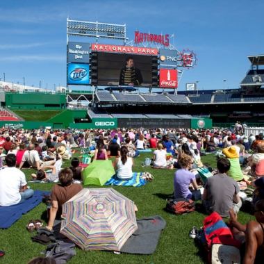 Watch Opera in the Outfield free on Saturday night at Nationals Park. (Photo: Washington National Opera)