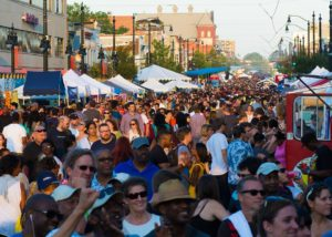 More than 150,000 visitors are expected at Saturday's H Street Festival. (Photo: H Street Festival)
