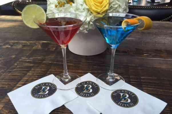 Blackwall Hitch is serving The Righteous and The Laudable election-themed drinks. (Photo: Blackwall Hitch)