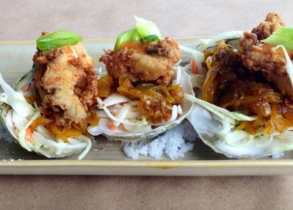 Legal Sea Food is having it annual oyster festival with special dishes including the friend BBQ oyster. (Photo: Legal Sea Foods)