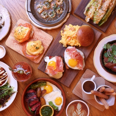 Boqueria offers a $39 brunch with unlimited tapas. (Photo: Boqueria)
