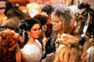 The late David Bowie stars in <em>Labyrinth</em>at 3 p.m. Saturday in the Hirshhorn's Ring Auditorium. (Photo: Columbia/TriStar)
