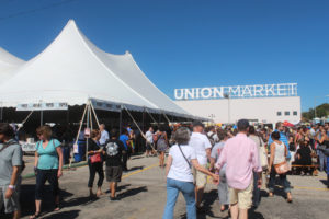 Crafty Bastards returns to Union Market from 10 a.m.-5 p.m. Saturday and Sunday. (Photo: Farm to Blog)