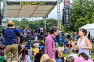 The Rosslyn Jazz Fest is back for its 26th year on Saturday. (Photo: Rosslyn BID)