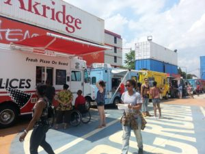 The next-to-last Truckeroo of the season brings 27 food trucks to the Half Street Fairgrounds. (Photo; Truckeroo)