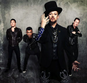 Culture Club and Boy George perform at Strathmore on Sunday. (Photo: Strathmore)