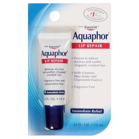 Aquaphor Lip Repair heals dry and cracked lips within days. (Photo: Target)