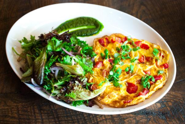 Alta Strada has a new brunch menu that includes several fritattas. (Photo: Priya Konings)