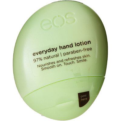 Eos Every Day Hand Lotion has a light scent that fades after application. (Photo: Ulta)