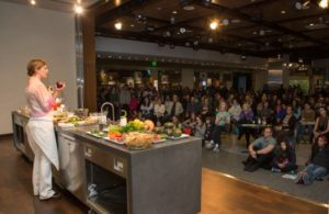 The National Museum of American History's Food History Festival cooking demonstrations, lectures and more on Saturday. (Photo: National Museum of American History)