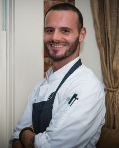 Matteo Venini is the new executive chef at Lupo Verde. (Photo: Lupo Verde)