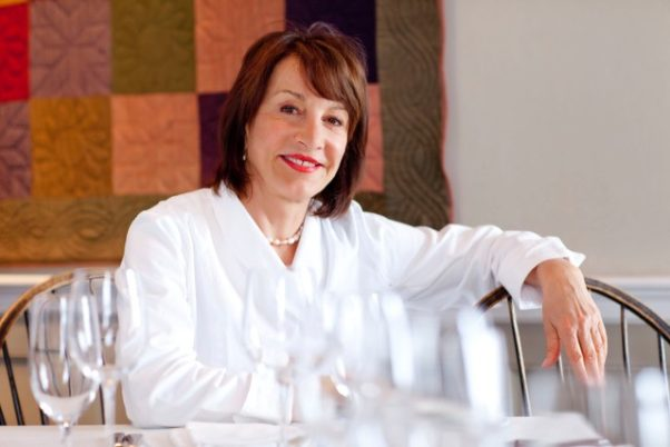 Chef Nora Poullion is ready to retire as soon as she can find a buyer for Restaurant Nora. (Photo: Restaurant Nora)