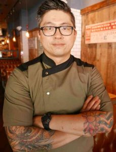 Nuvee Netayavichitr is the new chef de cuisine at The Pig. (Photo: The Pig)