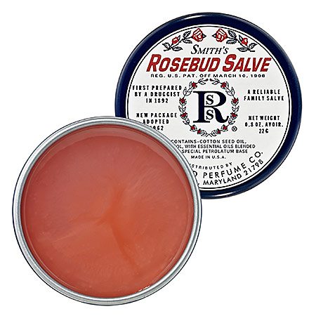 Smith's Rosebud Salve can also be used on dry skin and minor burns. (Photo: Sephora)