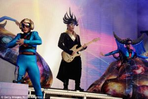 Empire of the Sun headlines this year's All Things Go Fall Classic at Yards Park on Saturday. (Photo: Getty Images)