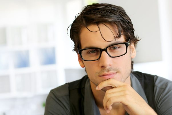 Modern eyeglasses come in a variety of shapes and sizes. (Photo: Stock)Modern eyeglasses come in a variety of shapes and sizes. (Photo: Stock)