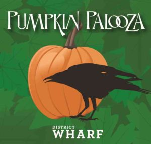 Pumpkin Palooza comes to The Wharf on Saturday. (Image: Hoffman-Madison)