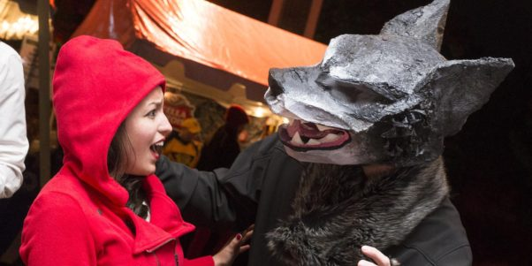 Night of the Living Zoo transforms the National Zoo into a devil's playground. (Photo: Smithsonian National Zoo)
