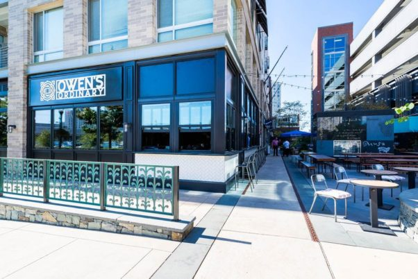 Owen's Ordinary opened in the Pike & Rose development along Rockville Pike in North Bethesda. (Photo: Rey Lopez)