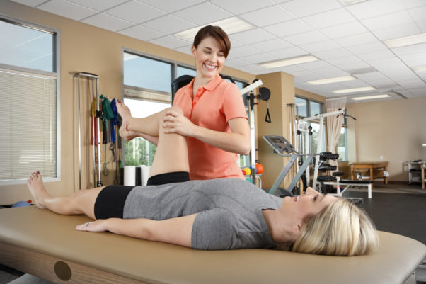 Physical therapy is a supportive treatment that restores functionality and movement of an affected area of the body. (Photo: i Stock)