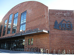 REI's new D.C. flagship store celebrates its opening with a weekend full of events. (Photo: REI)
