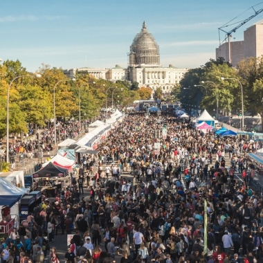 One lucky reader will win two VIP Tastemaker tickets to this weekend's Taste of D.C. (Photo: Taste of D.C.)